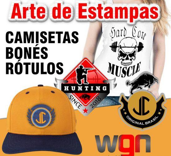 Arte WGN Estampa